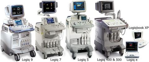ge ultrasound machine models